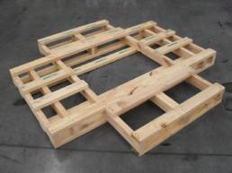 custom support pallet