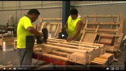 Video of Custom Pallets In Sydney