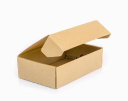 standard die cut carton