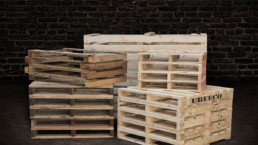 various custom made pallets