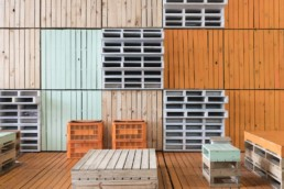 Timber pallets supplier
