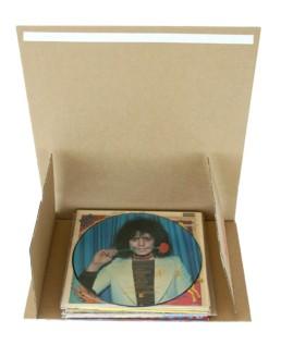 qikpak cardboard LP vinyl mailers