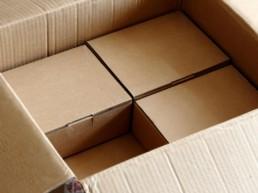 Regular Slotted Carton cardboard box