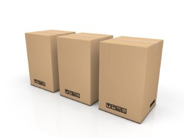 heavy duty cardboard cartons
