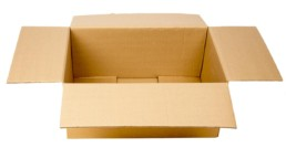 Regular Slotted Carton cardboard box