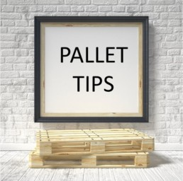 custom made pallet tips