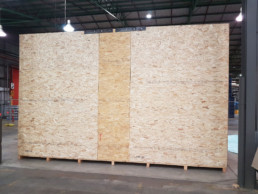 Timber packaging Brisbane