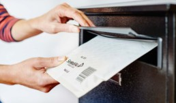 mailing solutions and parcels