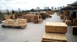 timber yard Sydney