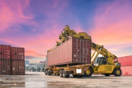 containers transport services
