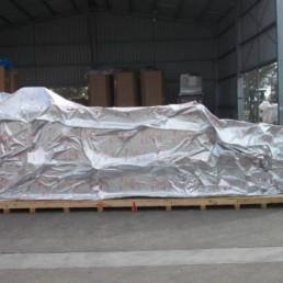 barrier foil export services
