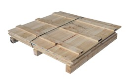 flat packed kit timber case