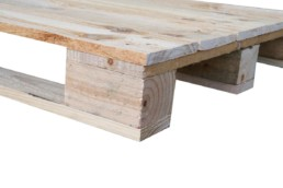 4 Way Entry timber pallet