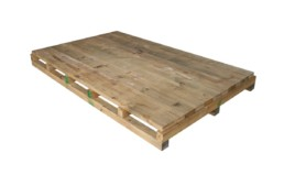 Machinery Base heavy duty pallets