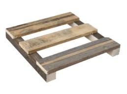 timber hardwood skid