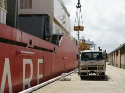 Chinese icebreaker Xue Long