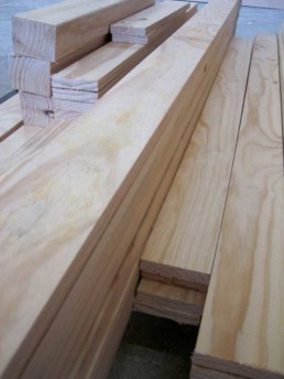 solid timber and panel supplies