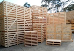 Wooden Crates supplies