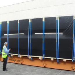 Large Machinery Packing