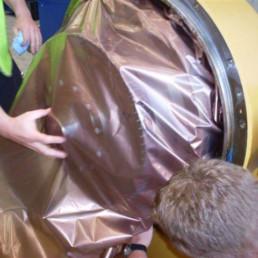 anti corrosion film intercept technology