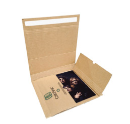 LP vinyl cardboard mailer