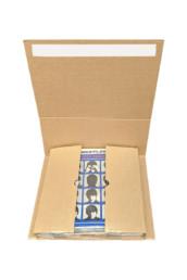 LP vinyl carton mailer