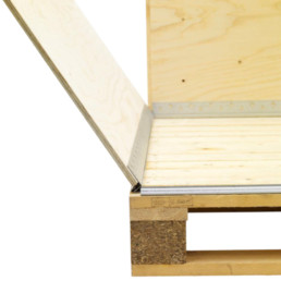 easy to assembly plywood box